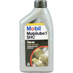 Масло Mobil Mobilube 1 SHC GL-4, GL-5 75W90 трансмісійне 1л