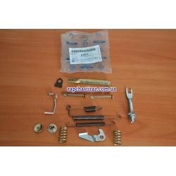 Ремкомплект для задних левых тормозных колодок Ланос Сенс 90199718 DW Фото 1