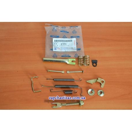 Ремкомплект для задних правых тормозных колодок Ланос Сенс 90199719 DW Фото 1 90199719 DW