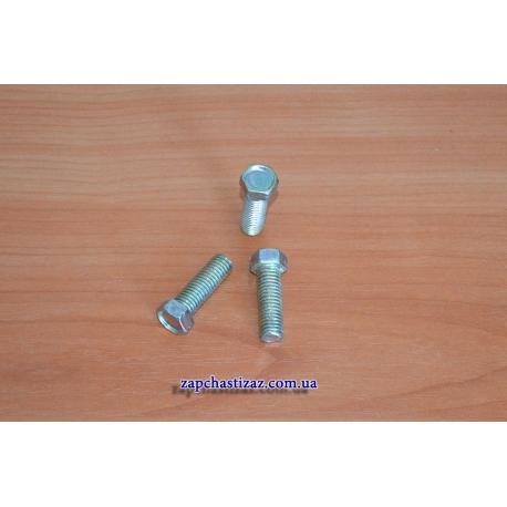 Болт крепления скобы втулки переднего стабилизатора Ланос Сенс 94500843 94500843 UA