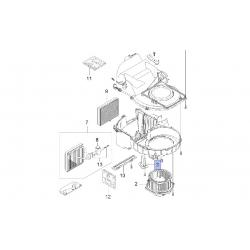 Резистор печки Лачетти 2.0 дизель GM