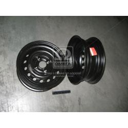 Диск колеса R13 Кременчуг чёрный