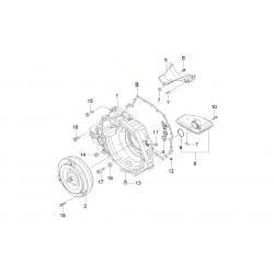 Прокладка гидротрансформатора ZF Лачетти Такума Нубира Эванда 1.6 1.8-2.0 1.8 LDA 2.2 GM