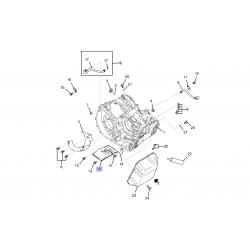 Фільтр масляний АКПП Епіка до 08 Каптива C100 Лачетті 2.0 дизель GM