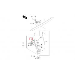 Привод замка крышки багажника Авео T250 Лачетти седан Эпика Эванда GM