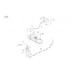 Клапан абсорбера электромагнитный с кронштейном Авео 1.5 GM