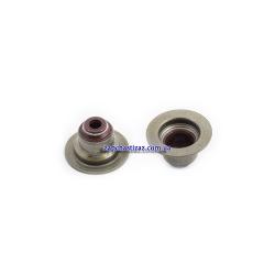 Манжети (сальники) клапанів 1.6, 1.6 LXT Elring (к-т, 16 шт.)