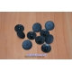 Пистон (клипса) крепления шумоизоляции капота ЗАЗ (к-т, 10 шт.)