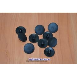 Пістон (кліпса) кріплення шумоізоляції капота ЗАЗ (к-т, 10 шт.)