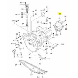 Болт коробки передач Матиз Авео 1.2 GM