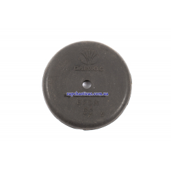 Заглушка підлоги багажника гумова Ланос GM