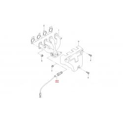 Лямбда зонд 2 контакта Авео 1.5 Евро 2 GM