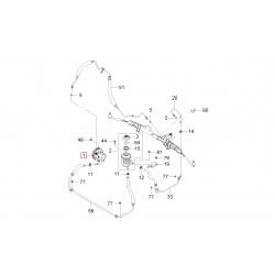 Насос гідропідсилювача Авео 1.2 T250 T255 GM
