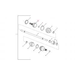 Шрус зовнішній Авео T300 1.6 LDE МКПП GM
