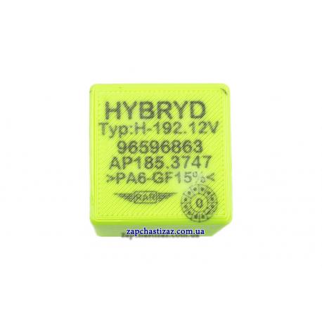 Реле дворников и задних ПТФ с регулировкой гибрид зелёное RAR 96596863 / AP185.3747