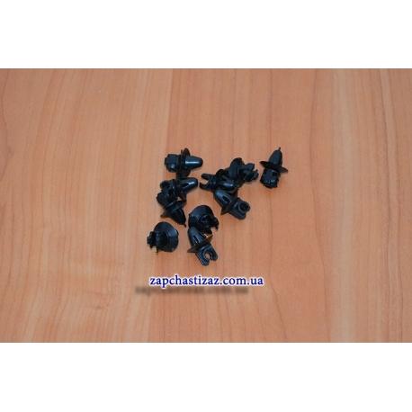 Клипса крепления трубки сцепления Ланос Сенс 96180752 - 18 Фото 1 96180752 - 18