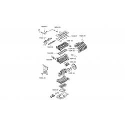 Прокладки двигателя комплект Эпика 2.0 GM