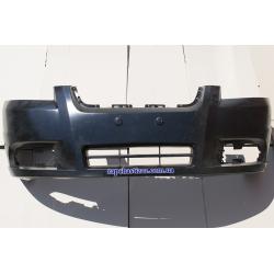Бампер передній (накладка) Авео T-250 GM