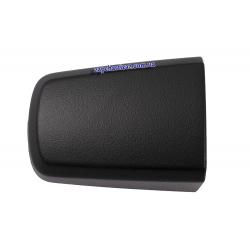Накладка (заглушка) задней наружной ручки двери черная Авео T250 GM
