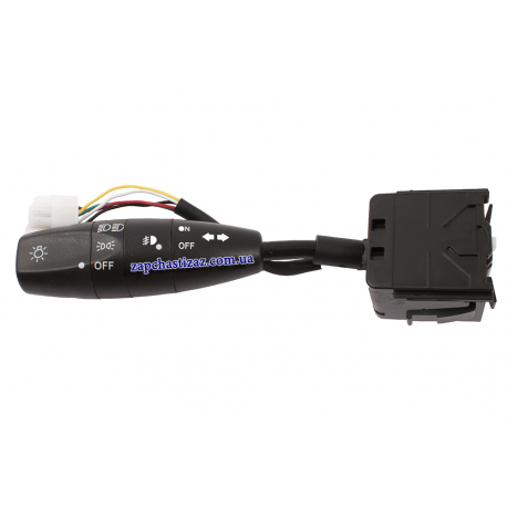 Перемикач (тубус) світла і поворотів з ВТФ Ланос Матіз М100 ДК DK.96242526