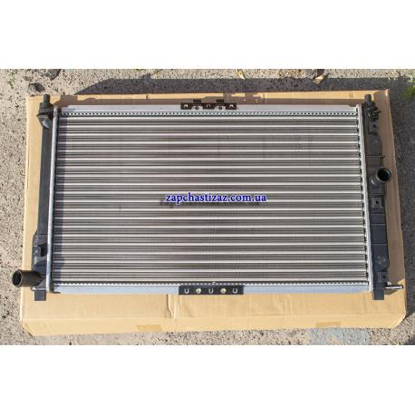 Радиатор охлаждения МКПП с кондиционером Нубира J100 Tempest 96181369 TMP