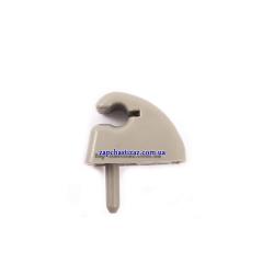 Кронштейн солнцезащитного козырька (серый) Авео