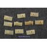 Пистон крепления подъёмного стекла Ланос Сенс 94515281 - 19 Фото 1