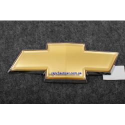 Емблема Chevrolet (хрест) на багаж Лачетті седан Авео T200 хетч OE