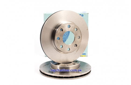 Диск тормозной передний Ланос Сенс R13 ADG04364 Фото 1