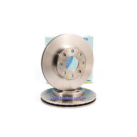 Диск тормозной передний Ланос Сенс R13 ADG04364 Фото 1 ADG04364