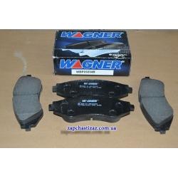 Колодки тормозные передние R14 Ланос Wagner 4510005 WBP23234B Фото 1