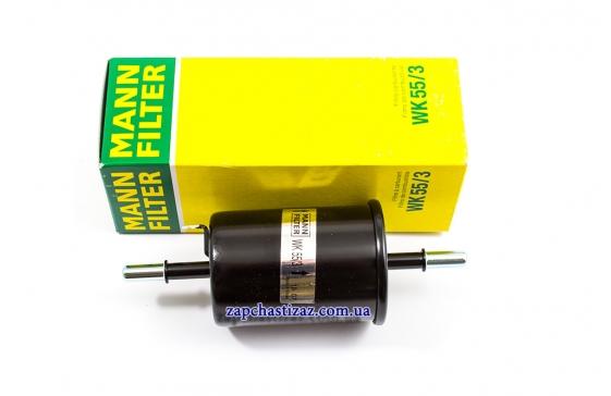 Фильтр топливный Ланос Сенс Таврия Славута WK 55/3 Фото 1