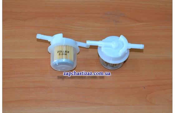 Фильтр топливный карбюраторный Zollex (с отстойником)