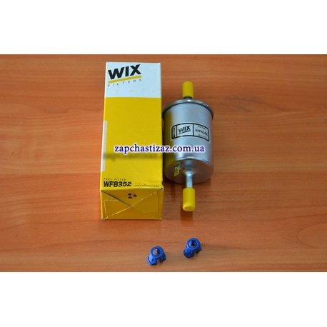 Фильтр топливный WIX Польша Ланос Сенс Таврия Славута WF8352 Фото 1 WF8352