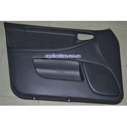 Обивка передней двери Ланос Т150 левая с ЭСП