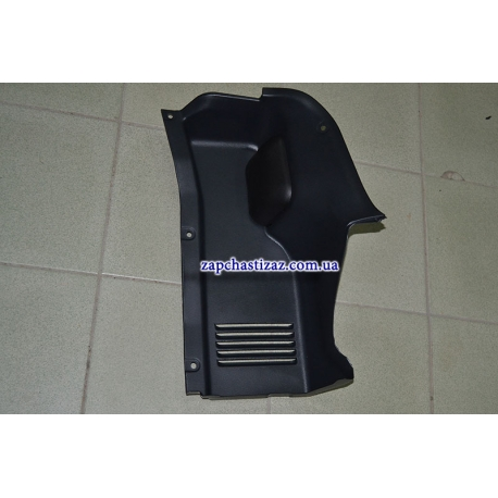 Обивка заднего фонаря (в багажнике) правая Ланос T-100 96236074 Фото 1 96236074