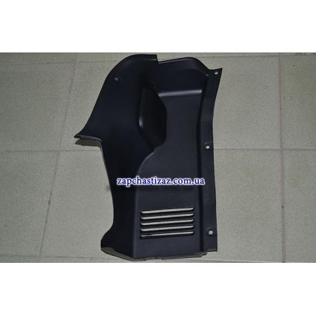 Обивка заднего фонаря (в багажнике) левая Ланос T-100 96236073 Фото 1 96236073