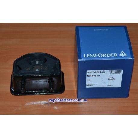 Подушка двигателя передняя правая Lemforder Ланос Сенс 12263 Фото 1 12263