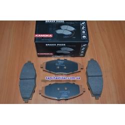 Колодки тормозные передние R13 Kamoka Ланос Сенс JQ1012674 Фото 1