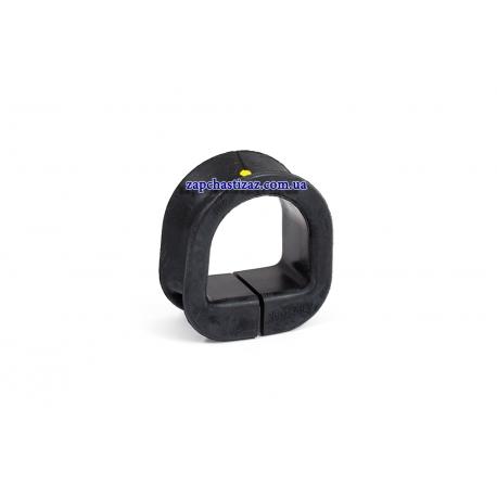 Втулка (подушка) рулевого механизма оригинал левая Ланос Сенс. 95710893 GM 95710893