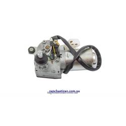 Електродвигун двірника (моторредуктор) задній КЗАЕ