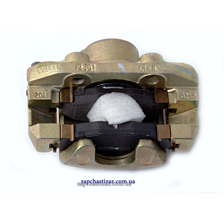 Суппорт тормозной ЗАЗ Сенс, Ланос 1.3, Ланос 1.4, Ланос 1.5 TF69Y0-3501042-01 Фото 1 TF69Y0-3501042-01