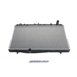 Радиатор основной МКПП с кондиционером Лачетти HCC