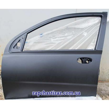 Дверь передняя левая на Шевроле Авео Седан Chevrolet Aveo Sedan T-200 96585327 Фото 1 96585327
