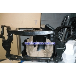 Панель передняя (морда) в сборе Авео T-250 ЗАЗ