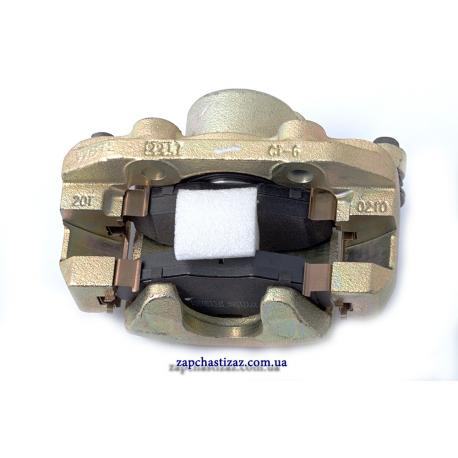 Суппорт тормозной правый ЗАЗ Сенс, Ланос 1.3, Ланос 1.4, Ланос 1.5 TF69Y0-3501043-01 TF69Y0-3501043-01