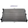 Радиатор охлаждения Сенс 1.3 и Ланос 1.4 PAC-OX2301 Фото 1