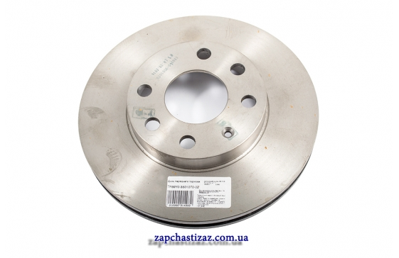 Тормозной диск передний Ланос Сенс TF69Y0-3501070-02 Фото 1