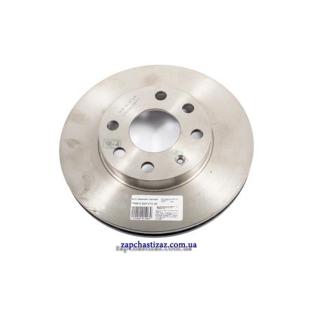 Тормозной диск передний Ланос Сенс TF69Y0-3501070-02 Фото 1 TF69Y0-3501070-02