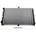 Радиатор охлаждения Сенс 1.3 Ланос 1.4 без кондиционера паянный LRc 01083b LRc 01083b